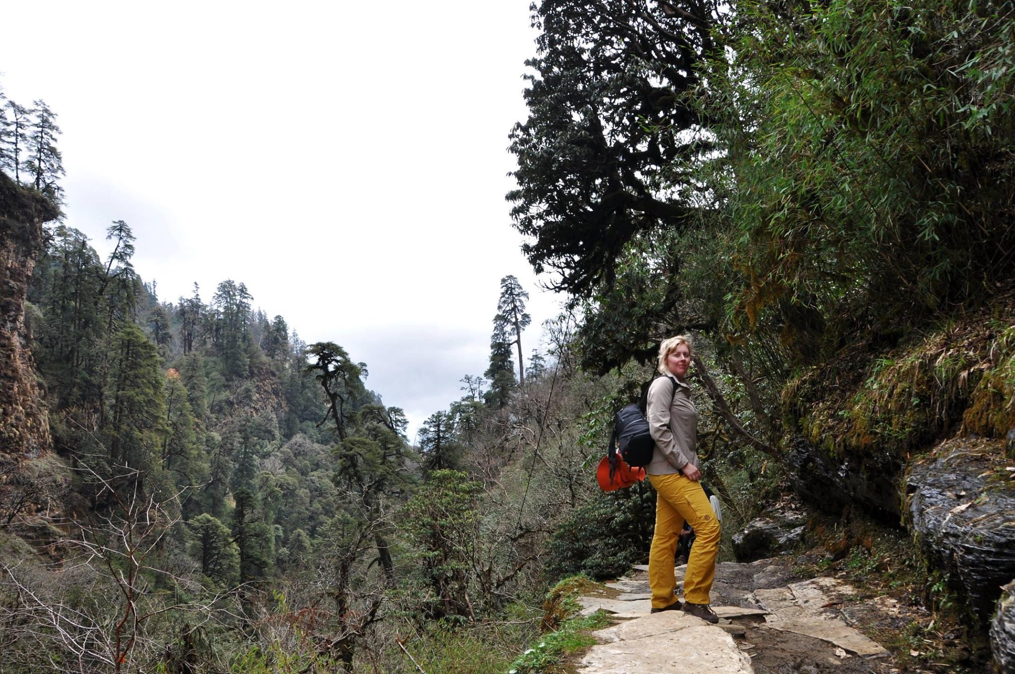 Nepal trekking 1