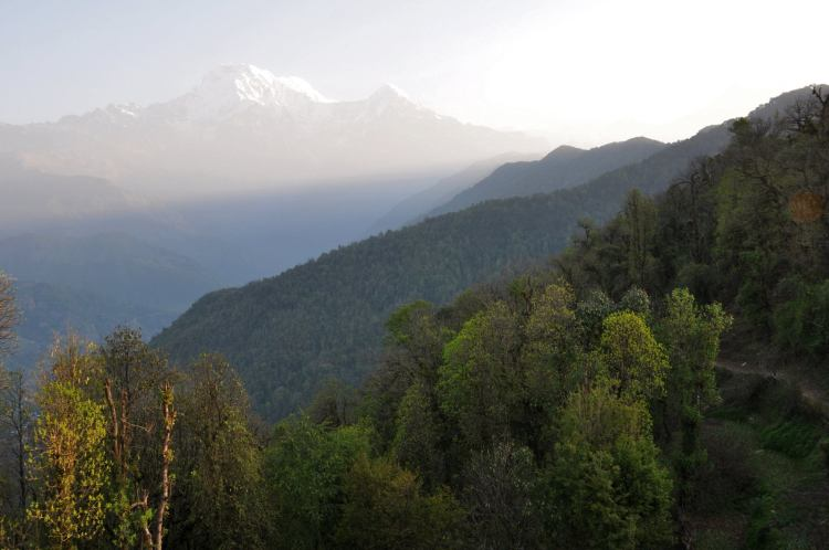 Nepal trekking 3