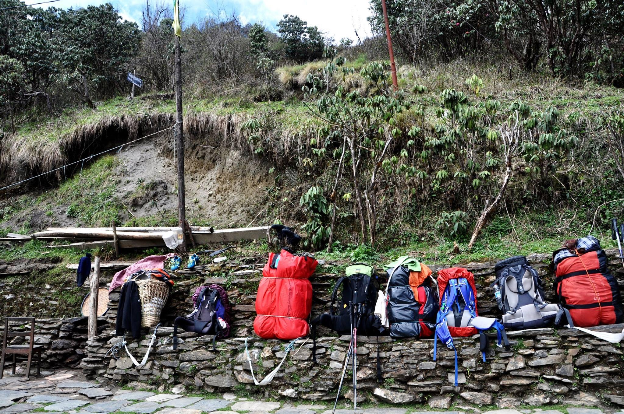 Nepal trekking 4