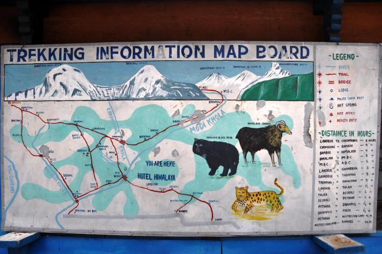 Nepal trekking 5