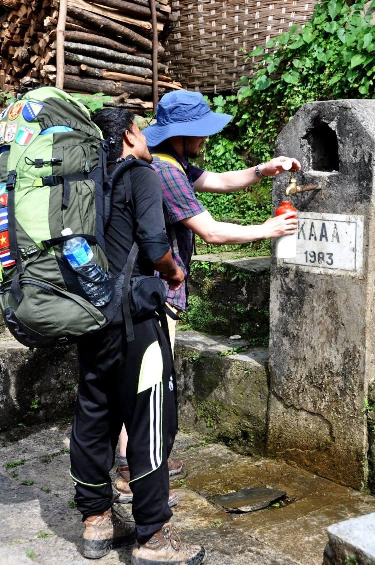 Nepal trekking 7