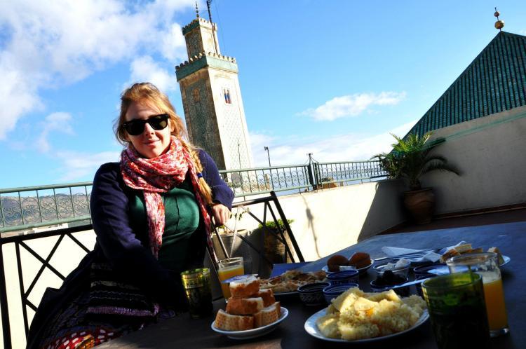 Fez breakfast