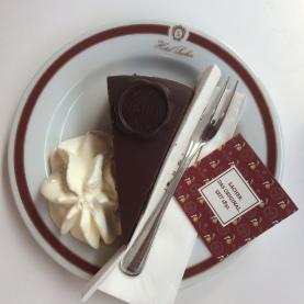 The original Sachter Torte