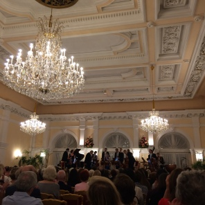 Mozart and Strauss concert at Kursalon Wien