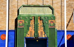 Art Deco in Tulsa, Oklahoma