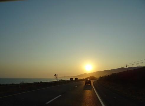 Cruising Highway 1