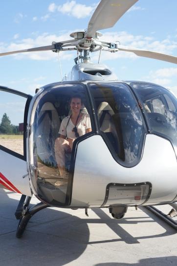 Me @ Maverick Helicopters