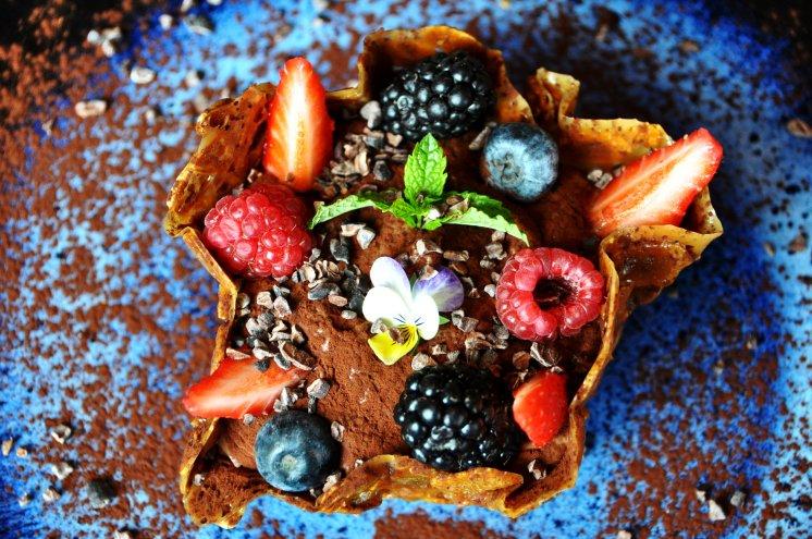 Best chocolate dessert ever at Six Senses Douro Valley