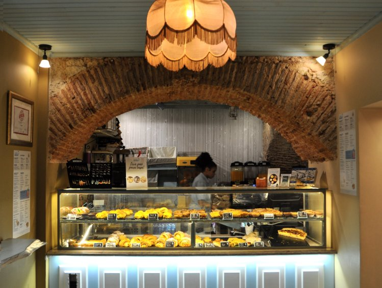 Pastelaria Batalha pastry shop